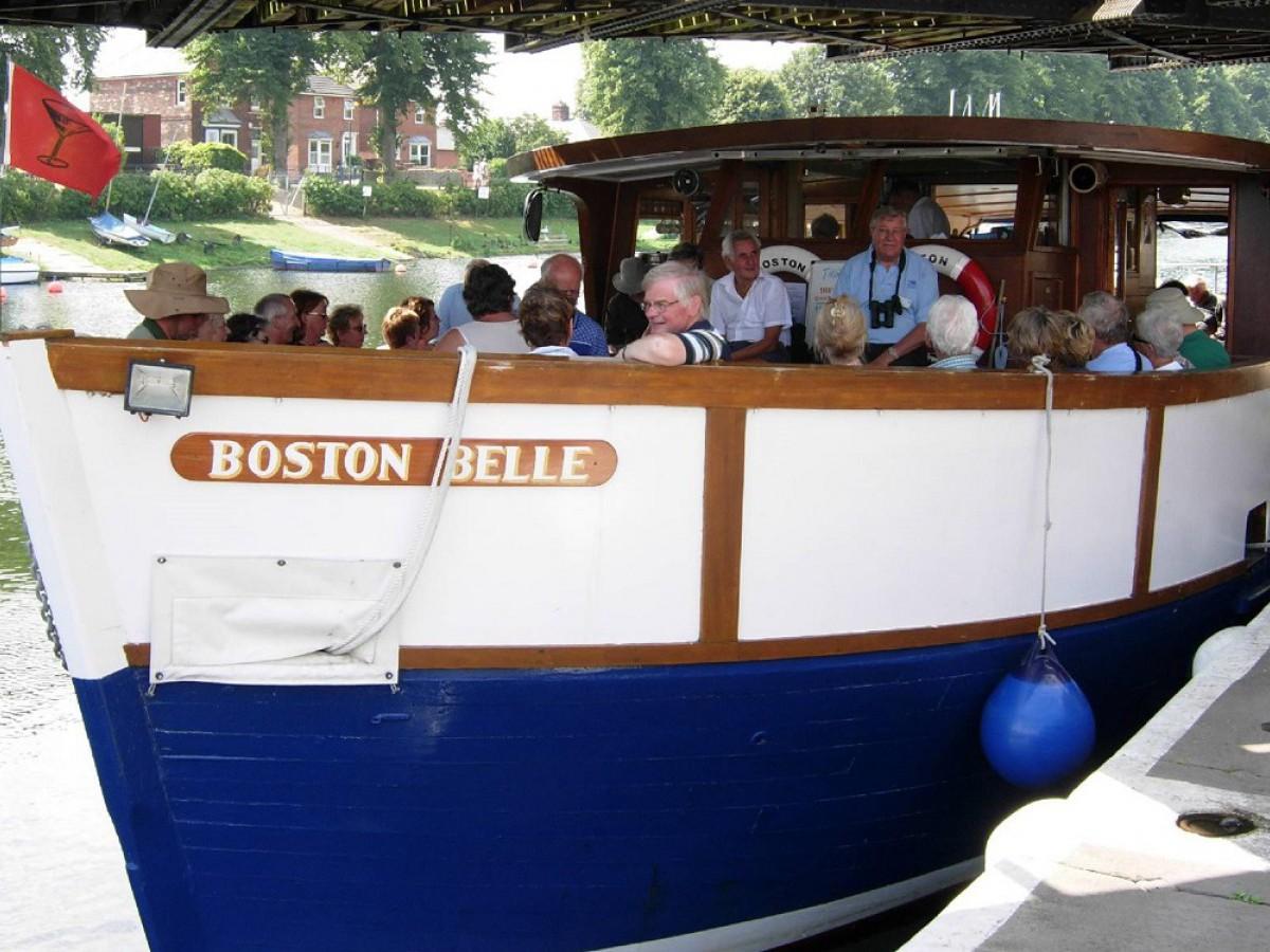 RSPB Boat Cruise