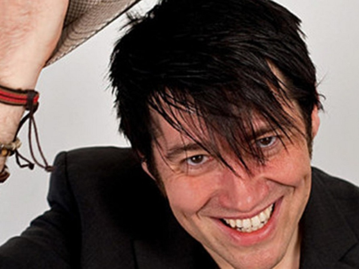 Comedian Doug Segal
