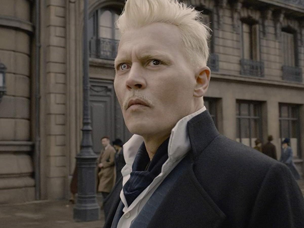 Johnny Depp as Gellert Grindlewald
