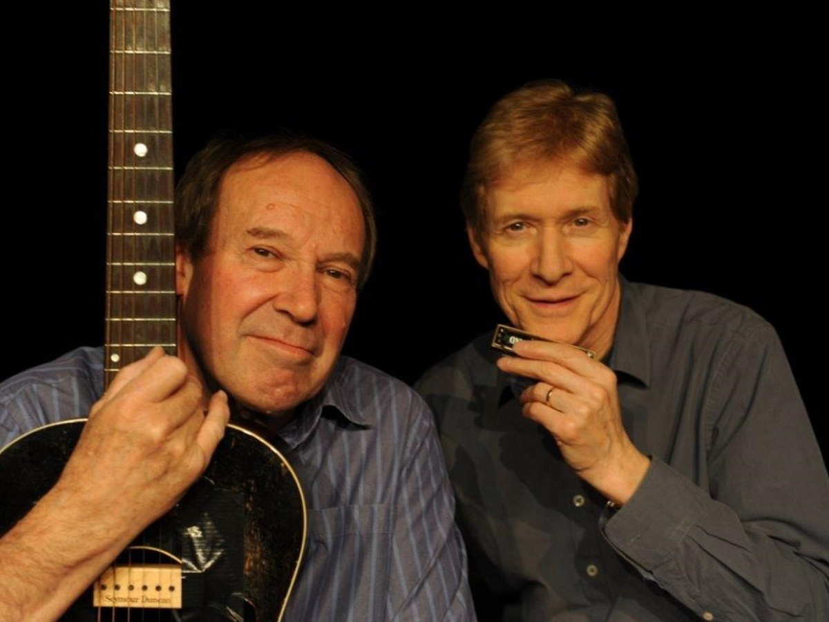 Paul Jones and Dave Kelly