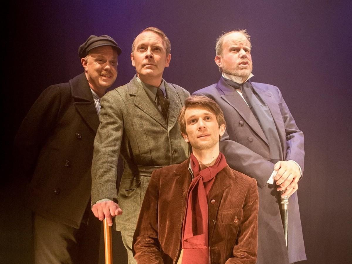 The Four Men