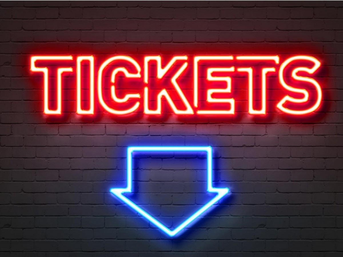 We can sell your event tickets