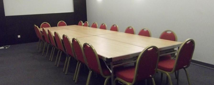 Boardroom layout